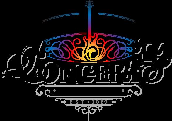 Transparent version of Utah Live Concerts Foundation logo