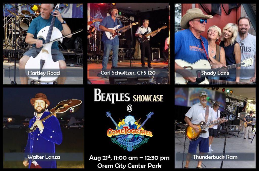 Orem Come Together Beatles Showcase