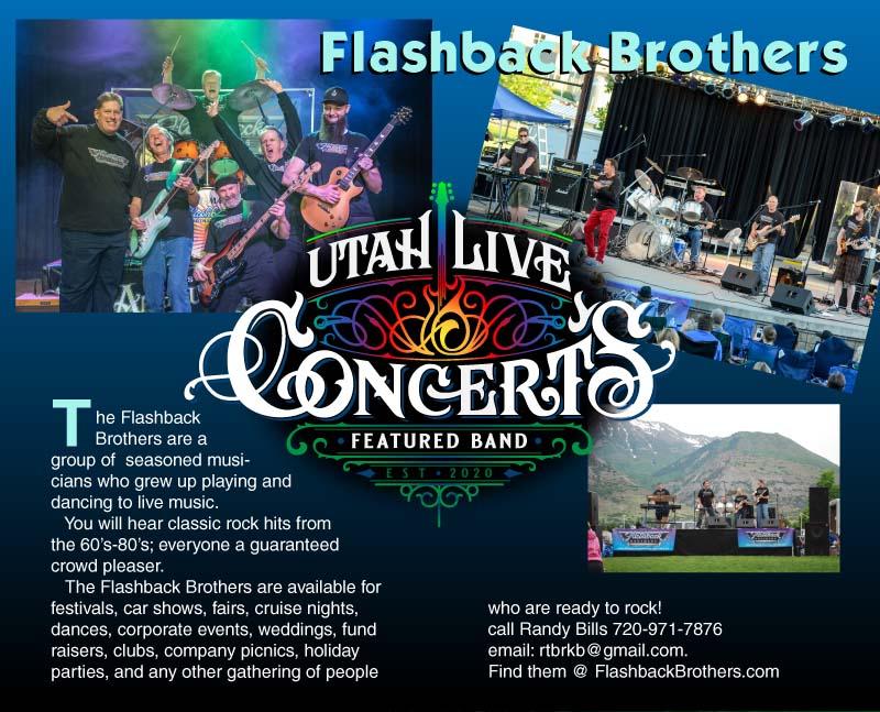Flashback Brothers Band Bio