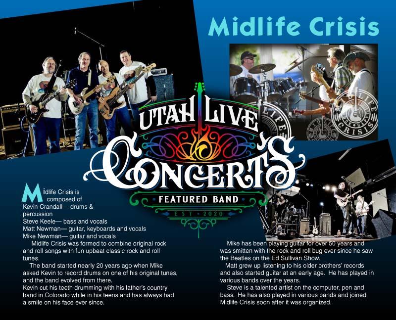 Midlife Crisis Band Bio