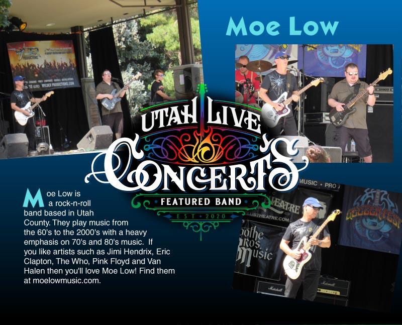 Moe Low Band Bio