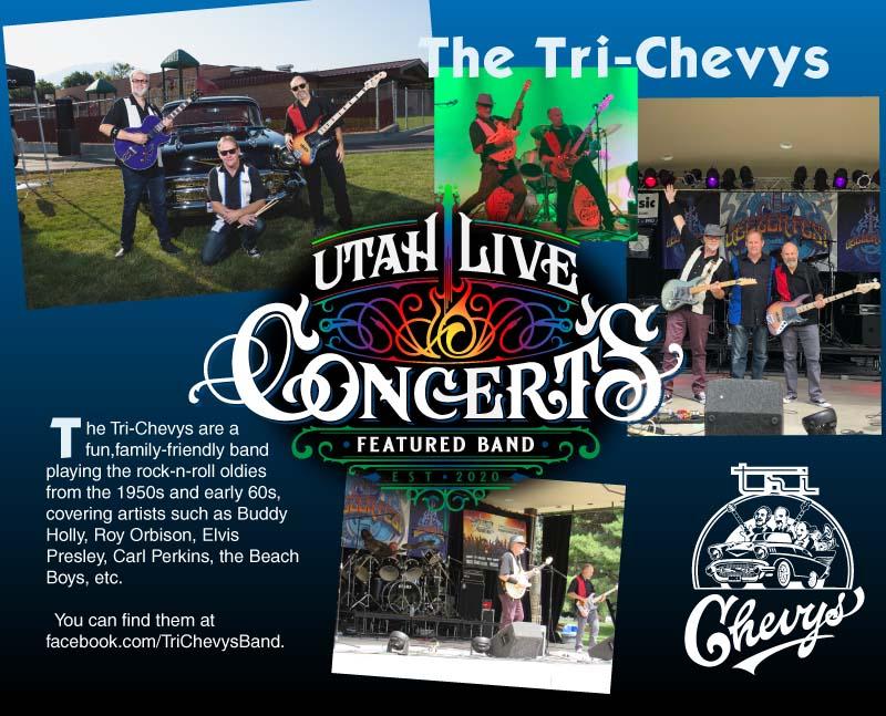 Tri-Chevys Band Bio