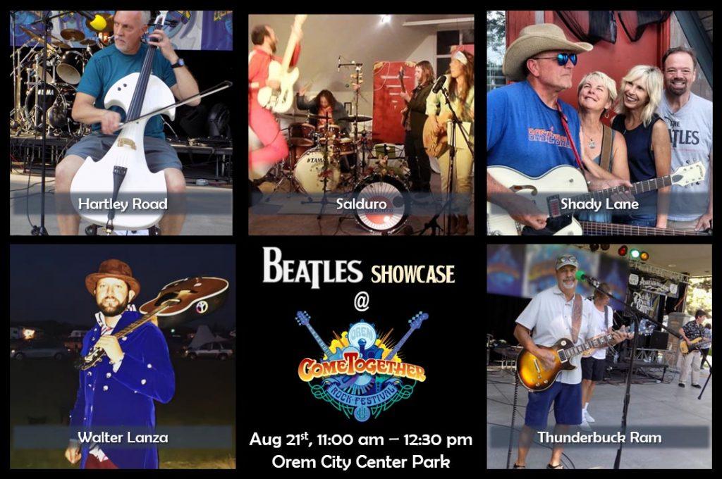 Orem Beatles Showcase Performers
